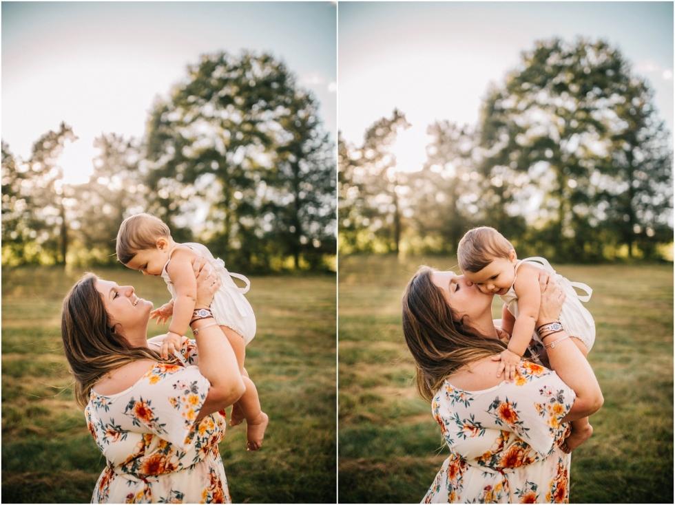 Amanda Leigh Photography // Fredericksburg Virginia VA // Lifestyle Mommy and Me